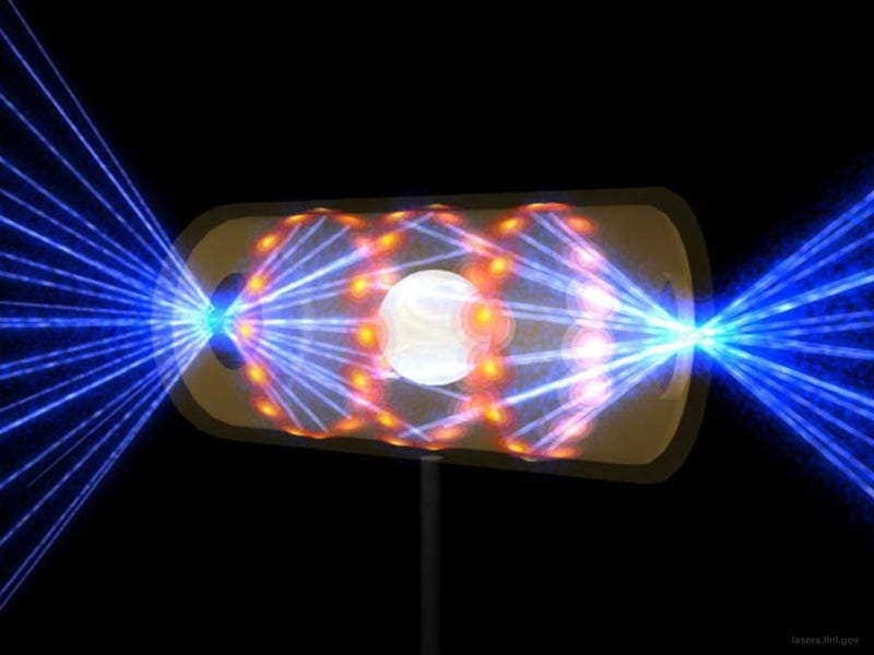 Illustration for article titled Three Reasons Why We're Closer Than Ever To Fusion Power