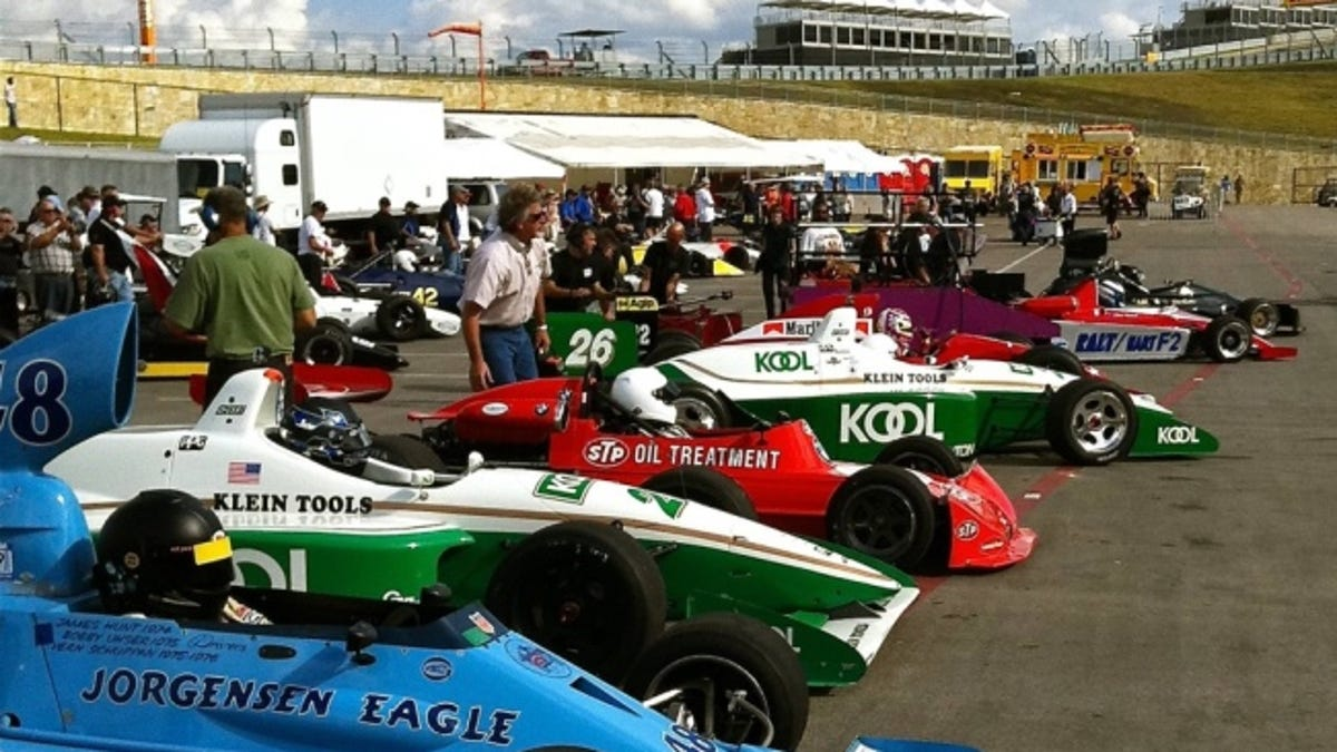 Official 2015 SVRA Schedule Released