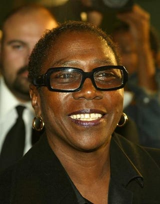 Afeni Shakur Kevin Winter/Getty Images