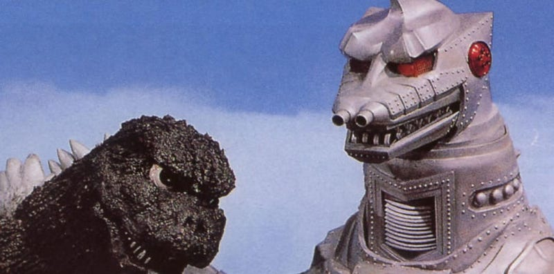 Illustration for article titled #10: Mechagodzilla