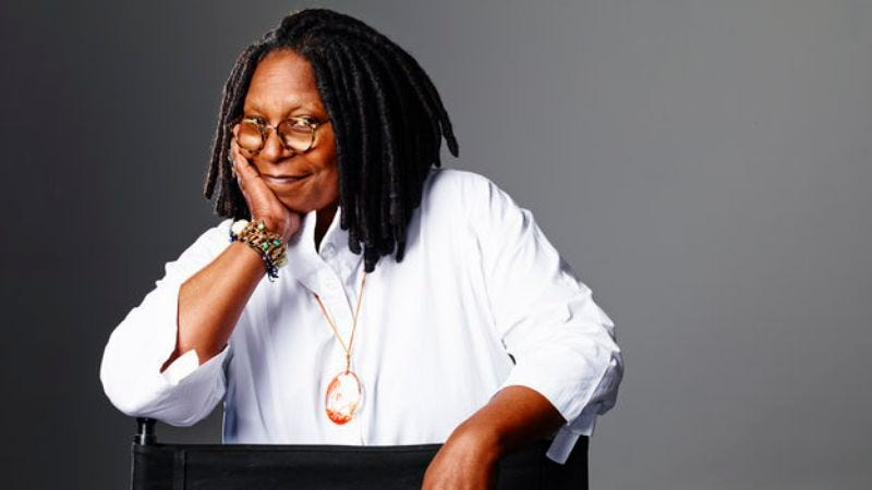 Illustration for article titled Whoopi Goldberg is out to increase Moms Mabley awareness