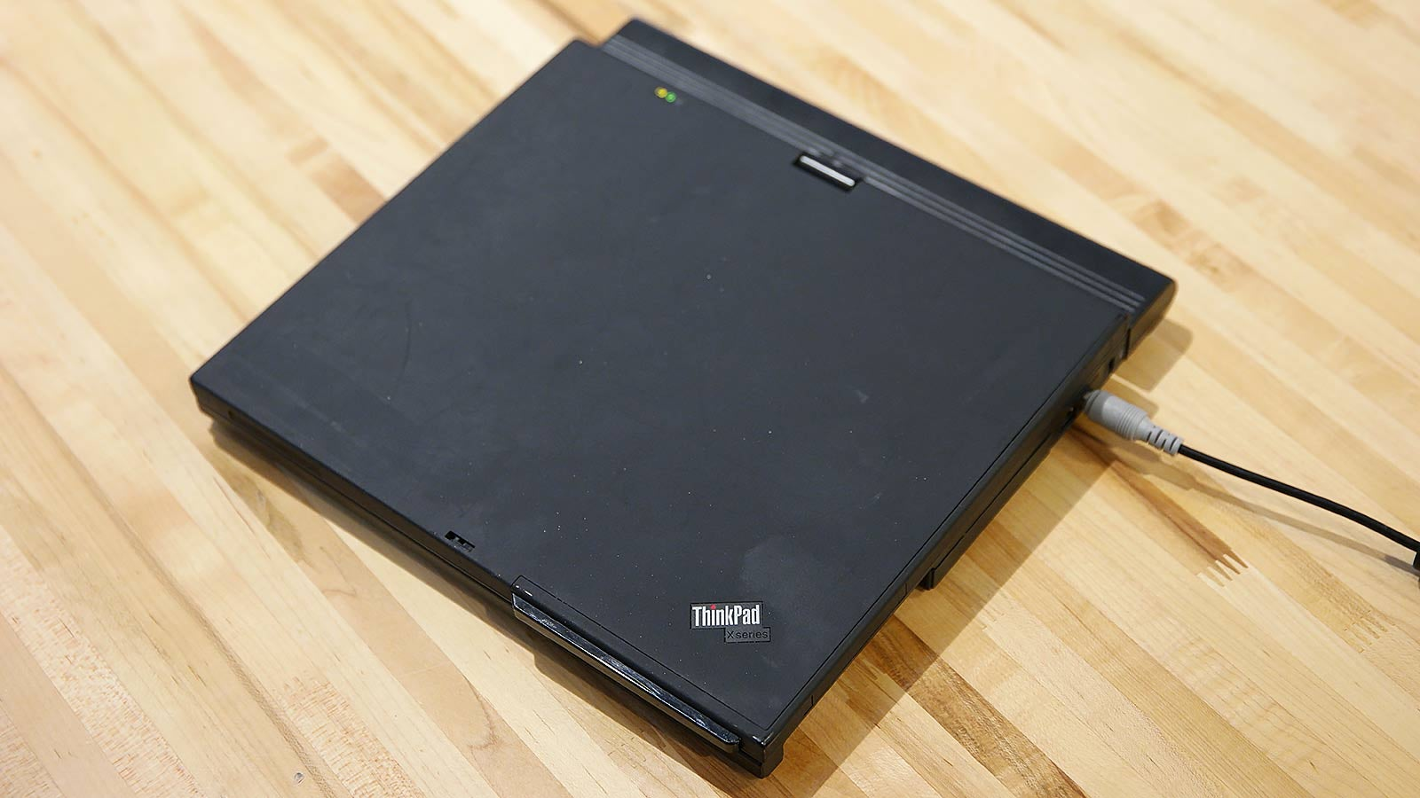 My Adventure With an 11-Year-Old Thinkpad