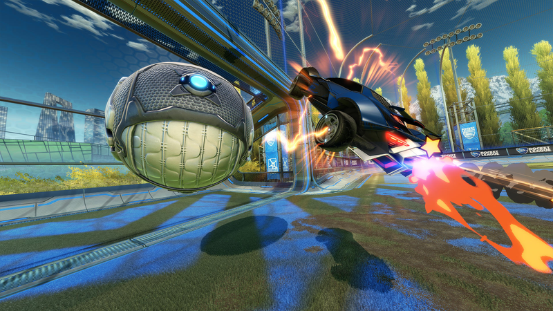 Illustration for article titled Rocket League Is Ditching Loot Boxes