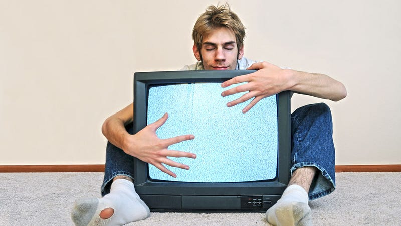 an analysis of television in people Television: television (tv), the electronic delivery of moving images and sound from a source to a receiver by extending the senses of vision and hearing beyond the limits of physical distance, television has had a considerable influence on society.