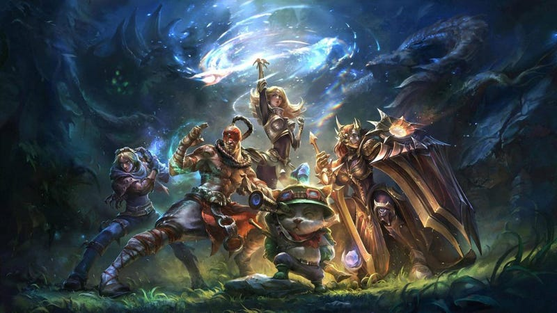 Illustration for article titled Riot, Blizzard, And Twitch Are Teaming Up To Fight Toxic Gaming Behavior