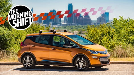General Motors Is Likely Next To Hit The Cap On 7 500 Ev Tax Credit