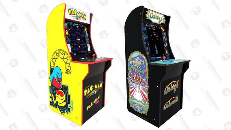 Save $50 On Arcade1Up's Stunning Arcade Cabinets For Black