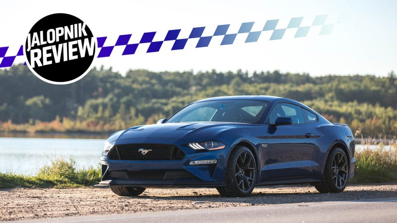 The  Ford Mustang Gt Performance Pack  Drives Like The Sports Car It Has Become