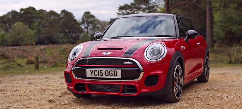 The 2016 Mini John Cooper Works May Be Worth It For The Noise Alone