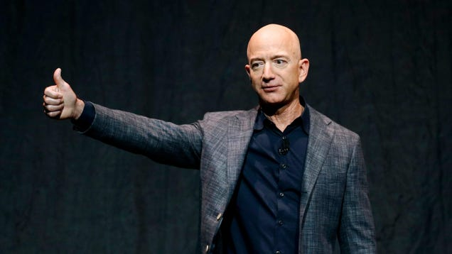 Jeff Bezos:  We Need to Move All Polluting Industry Into Space