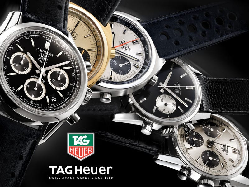 Illustration for article titled Why TAG Heuer is The Gearhead Watch Brand