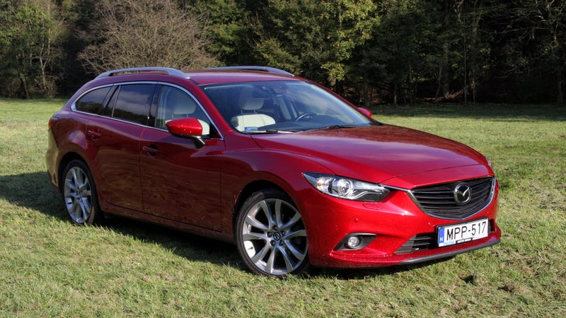 Build A Mazda >> Why Mazda Desperately Needs To Build Its Own Subaru Outback