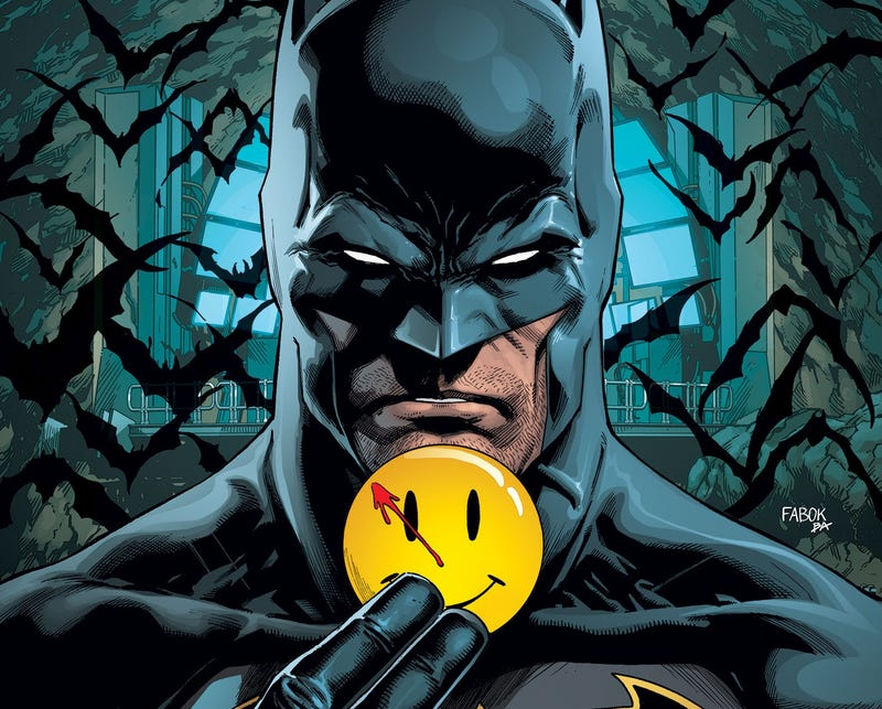 Illustration for article titled DC's WATCHMEN 2 PLANS REVEALED! You'll Never Guess What Happens Next! Or Possibly You Will! I Don't Know, You Seem Like You Have A Healthy Imagination, So Maybe You Can Guess, I Just Wanted A Good Article Title That Would Generate A Lot of Clicks, You Know? But Actually, This One Seems A Tad Too Long Now That I Think About It.