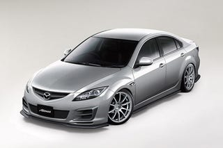 Illustration for article titled Is the Mazda Atenza Mazdaspeed Concept the next Mazdaspeed6?