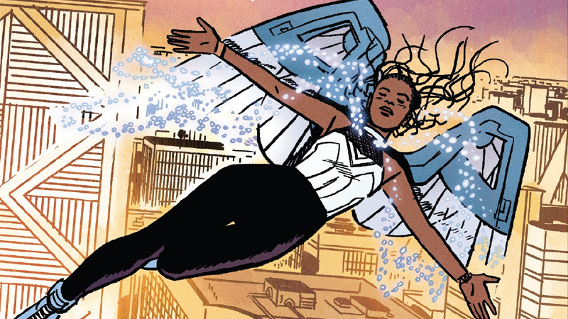 Black Panther's Shuri takes flight in her first solo series.