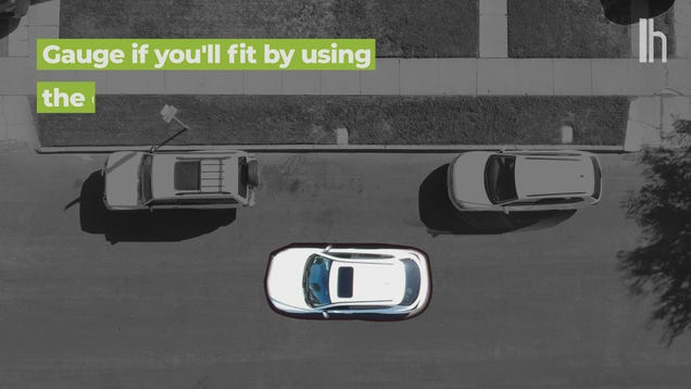 How to Parallel Park Perfectly Every Time