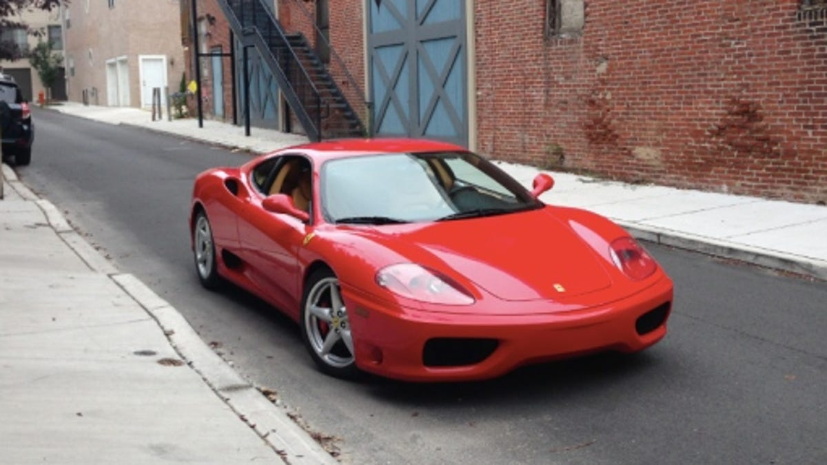 here's what it cost me to own a ferrari for a year