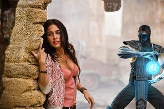 Illustration for article titled Megan Fox Will Kick Your Ass At Mortal Kombat