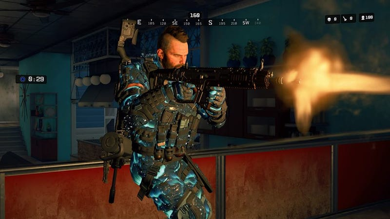 Call Of Duty's Blackout Is Dominated By Grenades, And It's