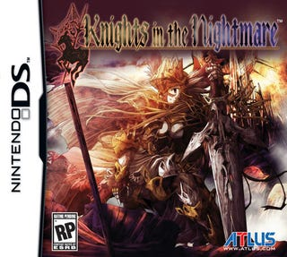 Illustration for article titled Atlus Confuses And Astounds With Knights In The Nightmare