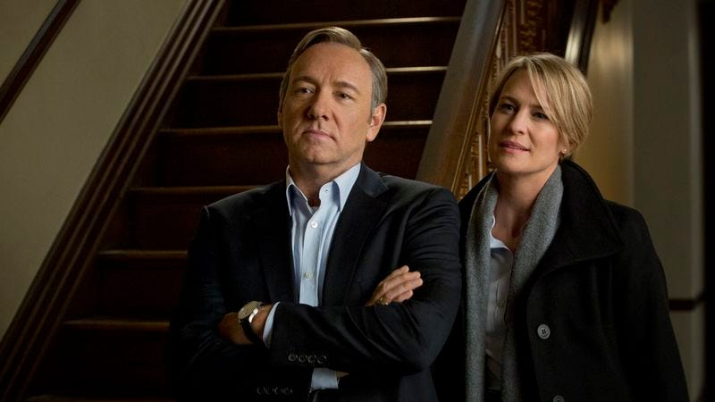 Illustration for article titled Netflix announces unromantic House Of Cards premiere date