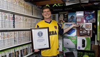 La colección de videojuegos más grande del mundo sale a la venta