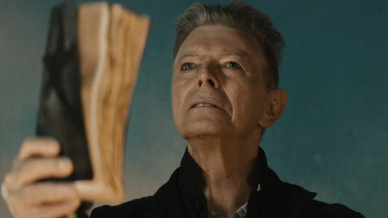 "David Bowie's ""Blackstar"""