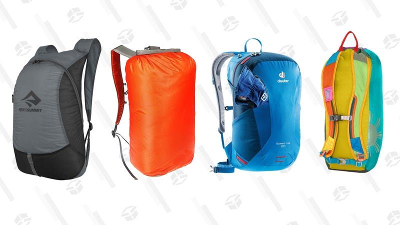 Illustration for article titled Six Daypacks to Pick Up Before Your Summer Adventures Begin