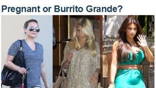 Illustration for article titled Anorexic, Pregnant, Or Burrito Grande? Fox News Has You Covered