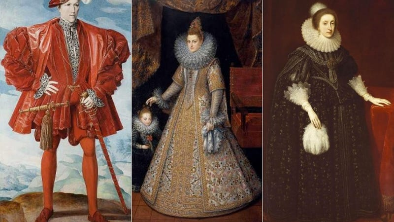 Tudor Fashion: Pretty, But Best Not to Think About the Stench