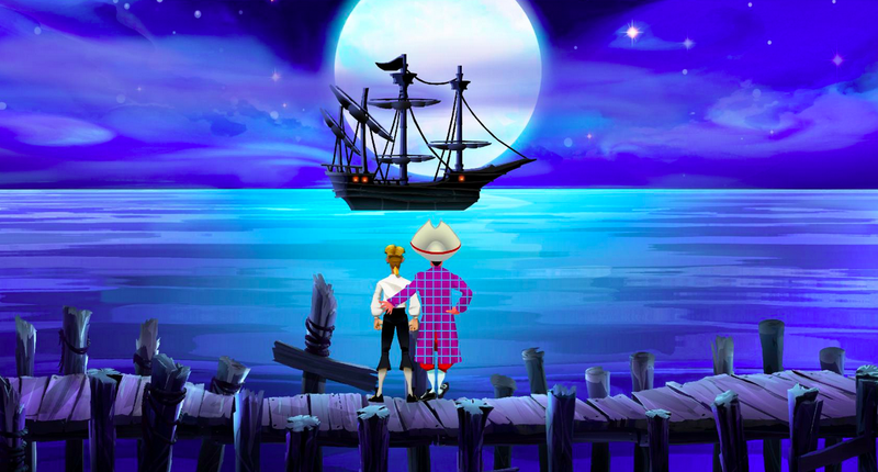 Illustration for article titled Holy Crap, Monkey Island Is 25 Years Old