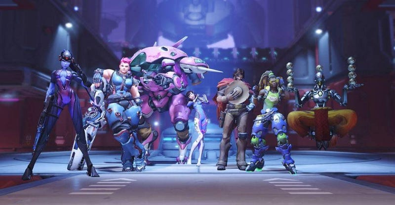 Overwatch's Match Rating System Only Showed That Players Like Winning, Hate Losing