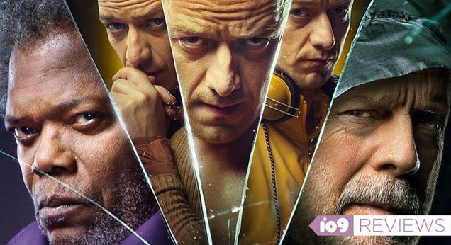 Glass Is a Frustrating, Unsatisfying Conclusion to the Unbreakable Saga