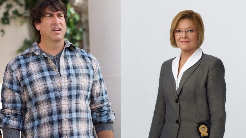 Illustration for article titled Rob Riggle and Jane Curtin to star in a family sitcom for Fox