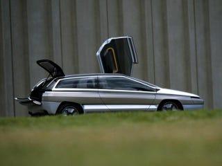 1986 Citroen/Bertone Zabrus concept
