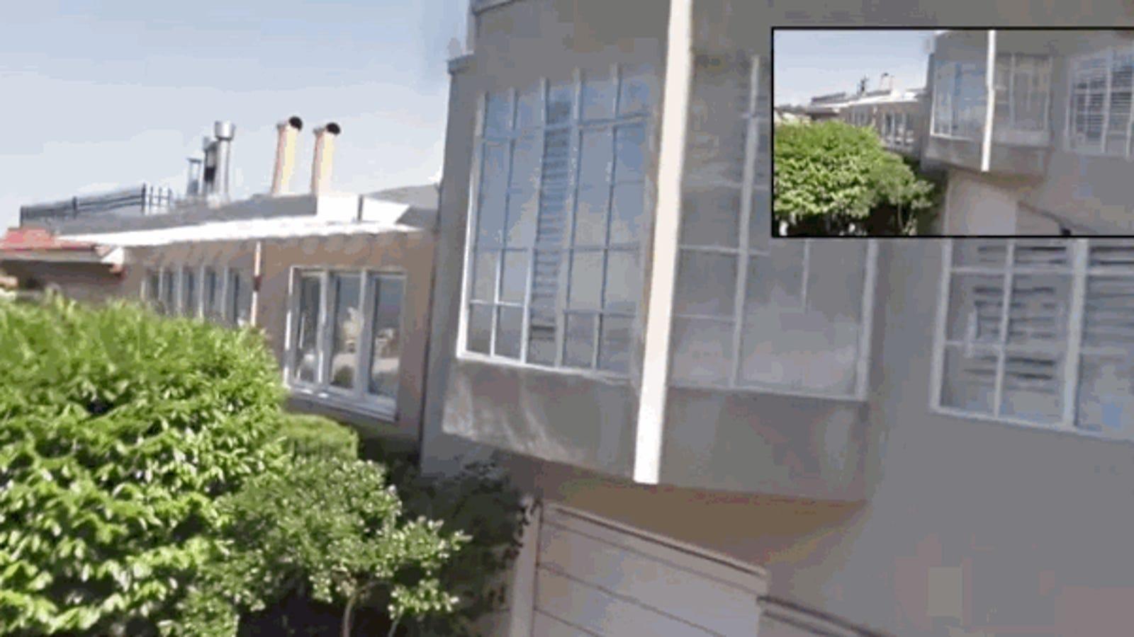 Un nuevo algoritmo convierte Street View en un increíble paseo virtual