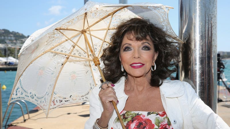 Illustration for article titled Joan Collins Cast on E!'s Drama About Scandalous Royals