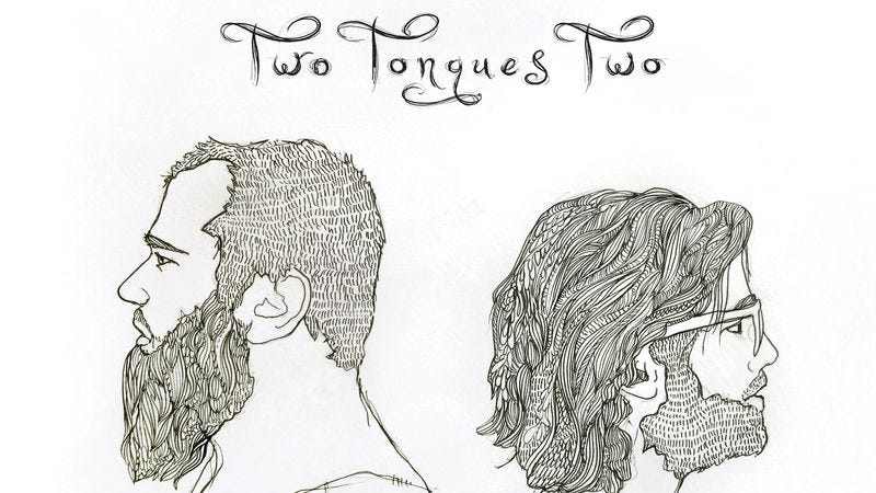 Two Tongues Two cover art