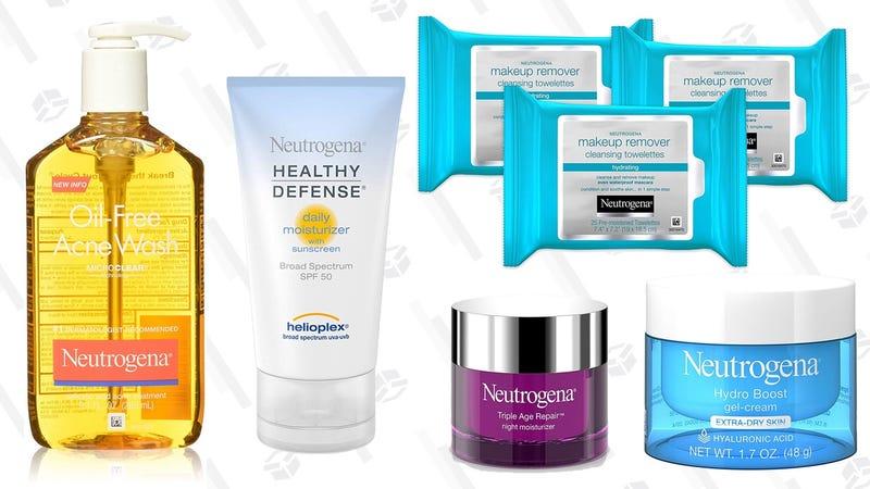 30% Off Neutrogena | Amazon | Discount shown at checkout