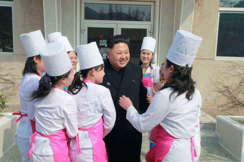 Illustration for article titled Kim Jong-Un brings back the pleasure squad