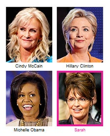 Illustration for article titled Hair Of The Demagogue: Getting Your Sarah (Or Michelle, Cindy Or Hillary) On