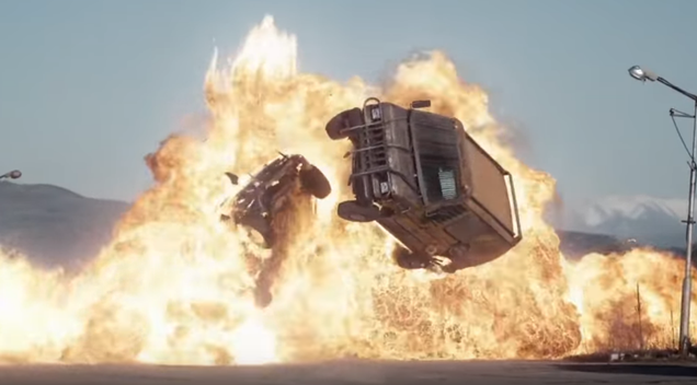 The Death Race movies are the younger, dumber, cheaper Fast & Furious