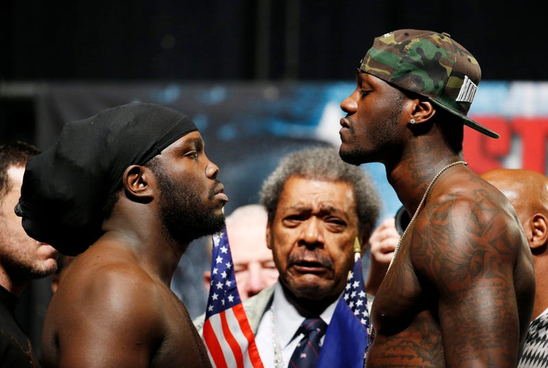 Deontay Wilder Drops Scary Predictions For Bermane Stiverne