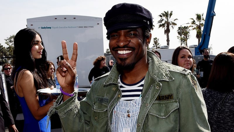 Illustration for article titled Saturday Night Social: Andre 3000 Is Coming to Our Television Screens
