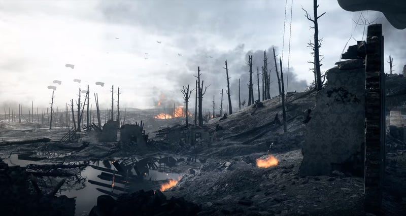 "Beautiful Battlefield ""Trailer"" Was Shot Entirely Using Unsuspecting Real Players"