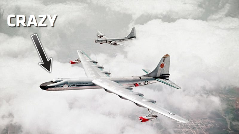 Illustration for article titled Five Planes That Were Determined To Kill Their Pilots