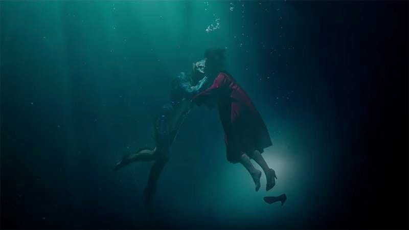 A scene from The Shape Of Water
