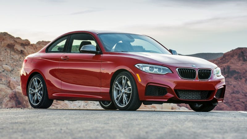 Illustration for article titled Here's Why The BMW M235i Isn't A Real 'M' Car
