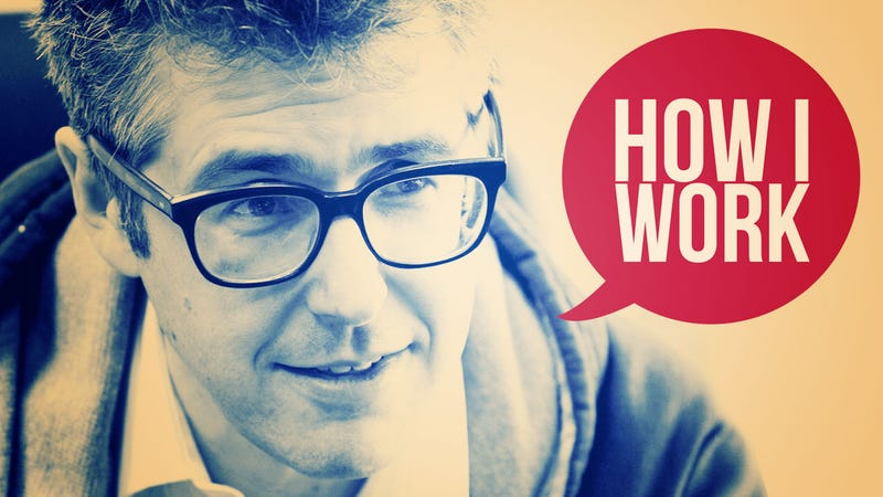 Illustration for article titled I'm Ira Glass, Host of This American Life, and This Is How I Work