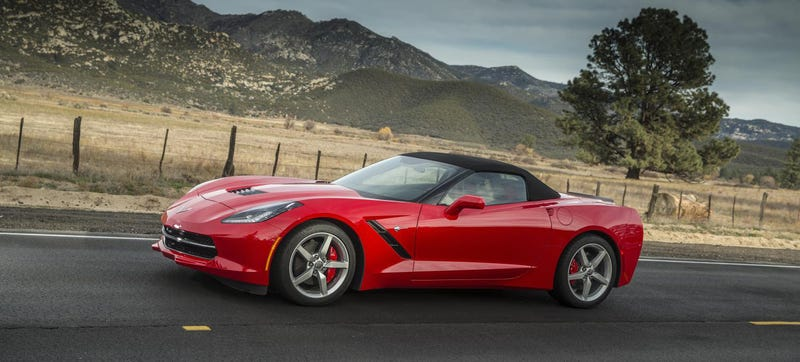 Illustration for article titled The 2015 Chevy Corvette's 29 MPG Highway Is Better Than A VW Passat